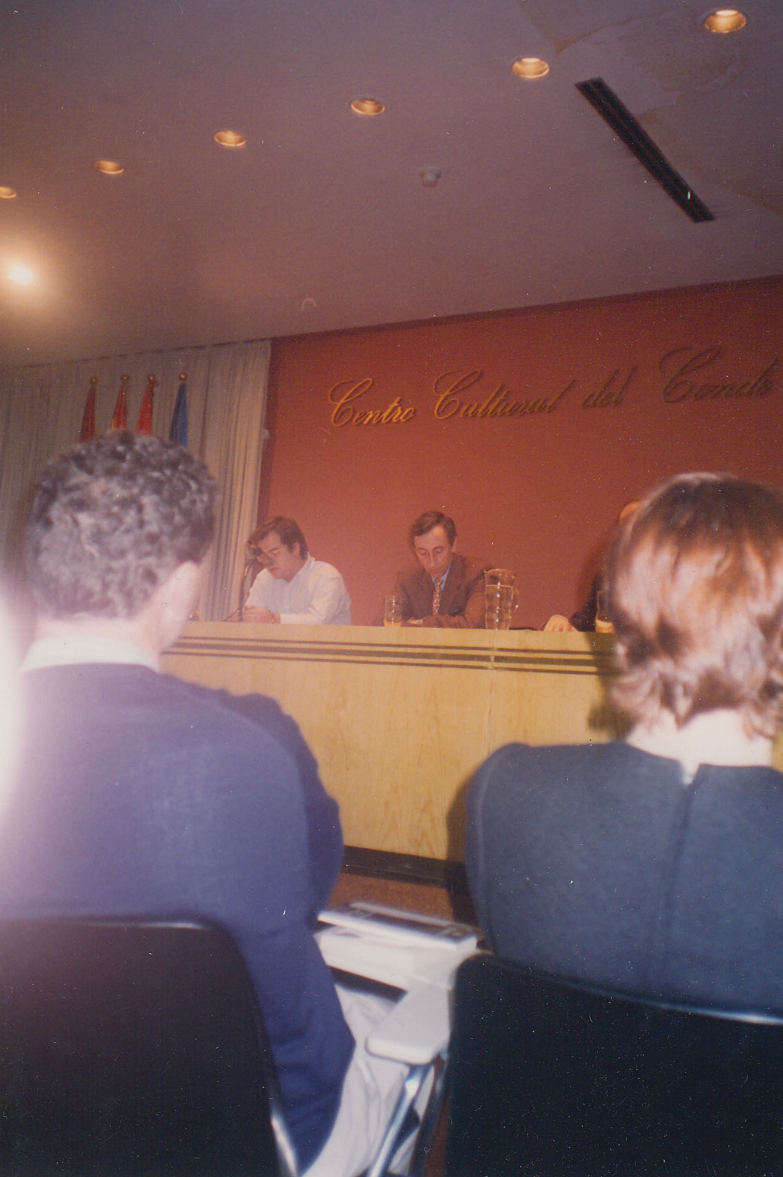 Presentación de Poesía (1975-2000), de Jose Elgarresta