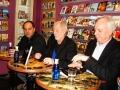 Con José Infante y Eduardo Menducitti