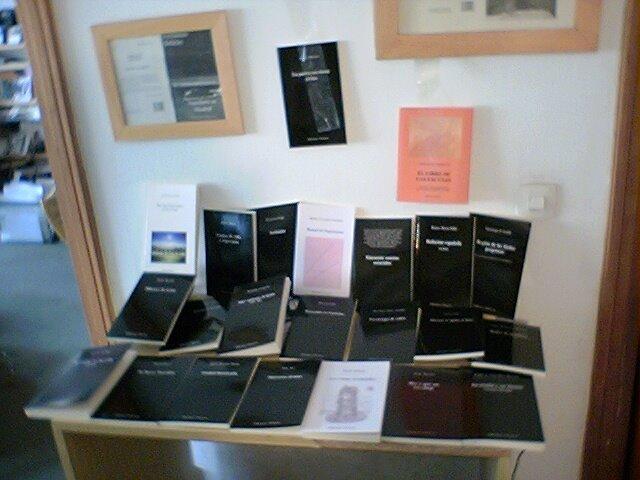 Festival Vitruvio de Poesía (Cierre del curso 2008-2009)