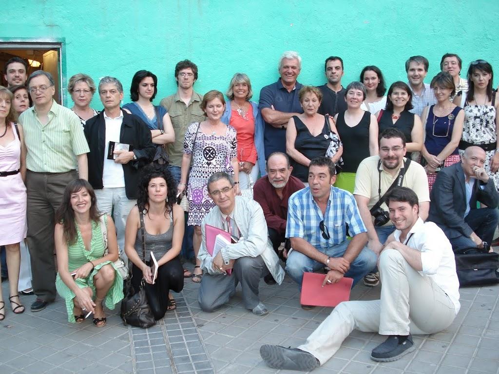 Festival Vitruvio de poesía (Cierre del curso 2009-2010)