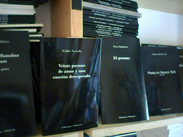 Festival Vitruvio de poesía (Cierre del curso 2010-2011)